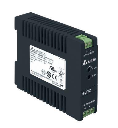 Zasilacz na szynę DIN 24V/30W/1.25A Sync