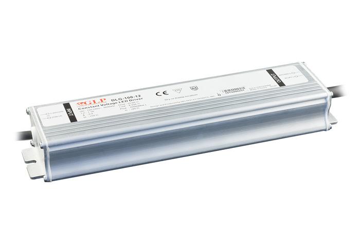 Zasilacz impulsowy 12V/100W/4.15A IP67 z filtrem PFC
